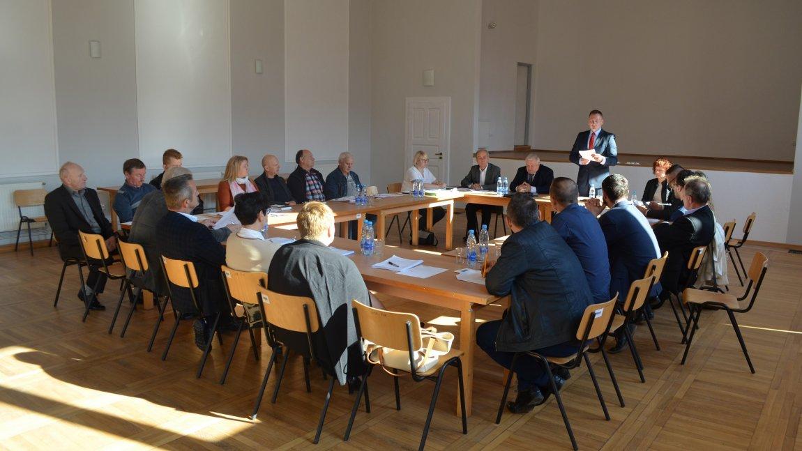O pracy Rady Gminy Paszowice