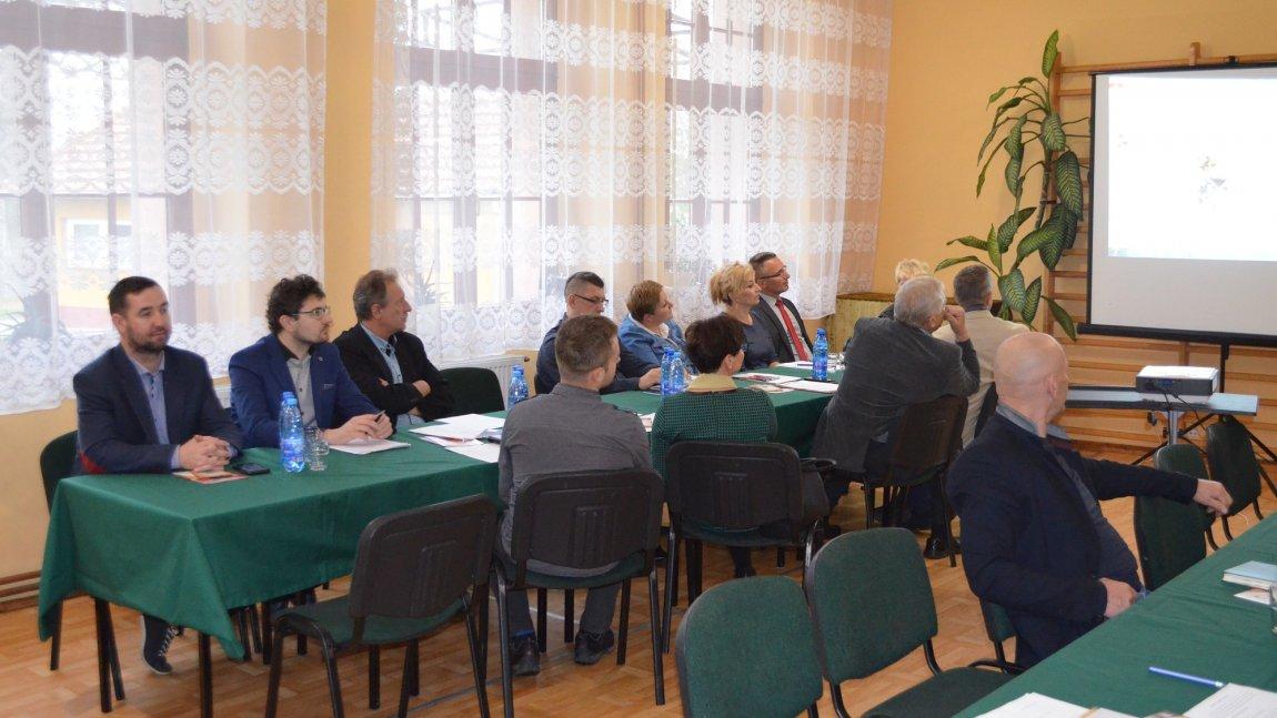 O pracy Rady Gminy Paszowice w październiku