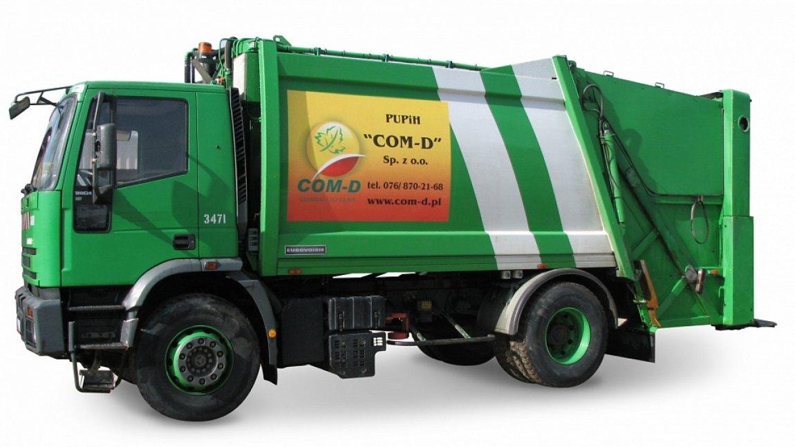Śmieci w 2018 roku