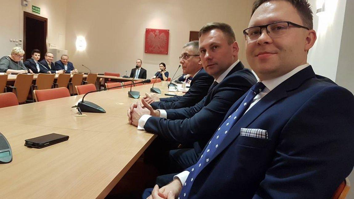Spotkanie Wojewody z samorządowcami