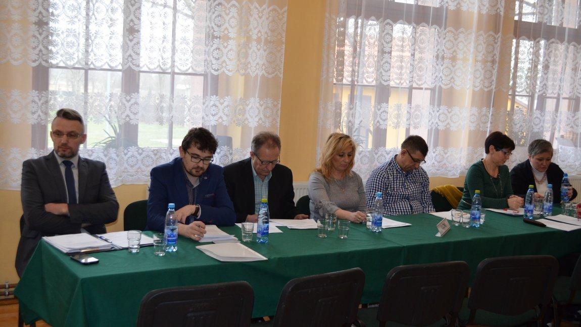O pracy Rady Gminy Paszowice w styczniu