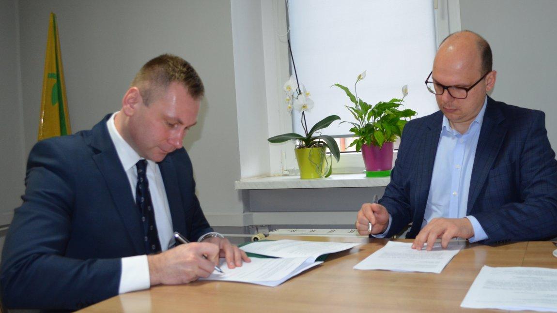 Jacek Ciszewski – pokieruje gminną służbą zdrowia.