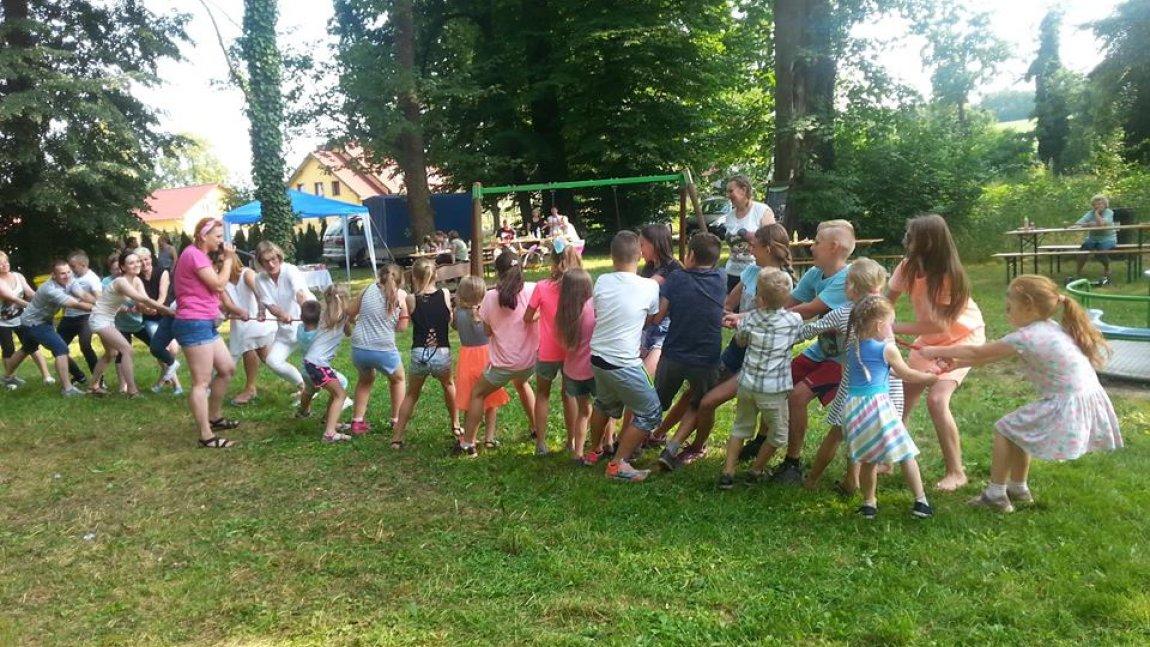 Piknik Rodzinny na Dzień Dziecka