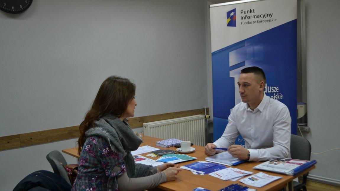O środkach unijnych w urzędzie