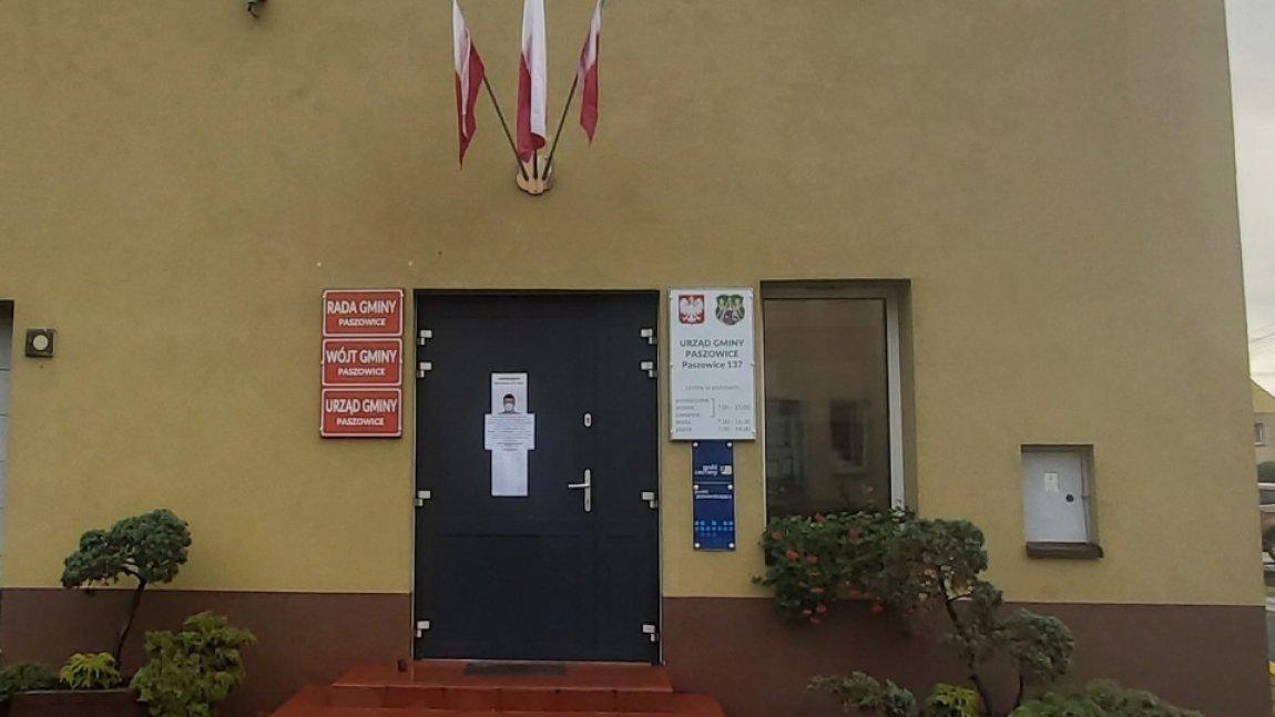 Od czwartku 15 do środy 21 października Urząd Gminy będzie zamknięty...