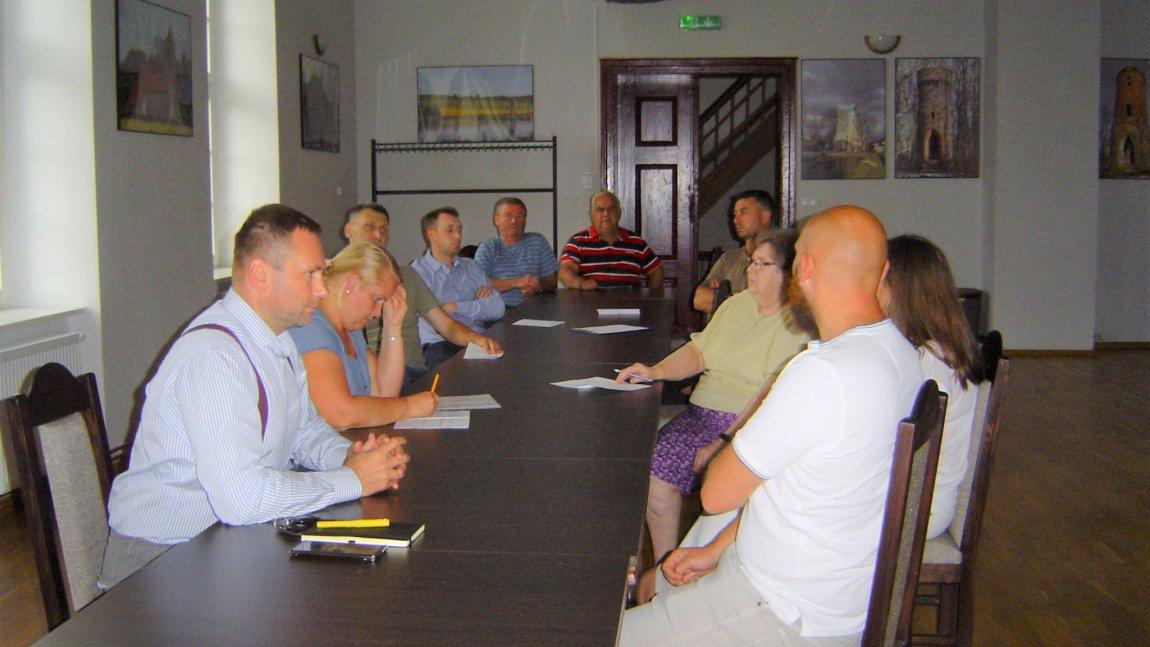 Zebrania wiejskie w ramach konsultacji zakończone.