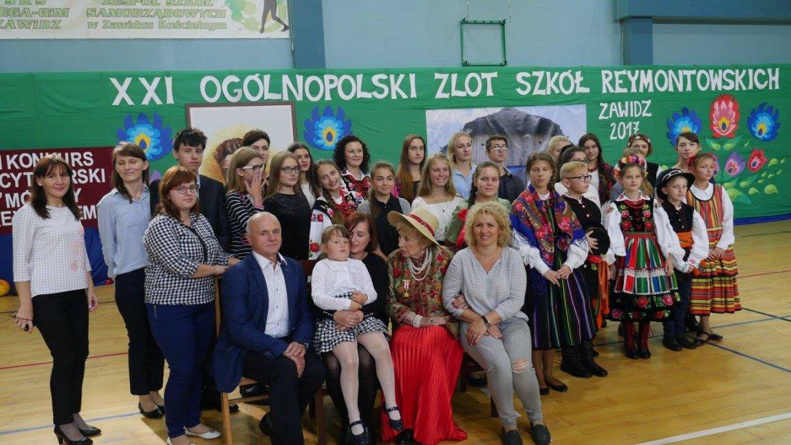 XXI Ogólnopolski Zlot Szkół Reymontowskich