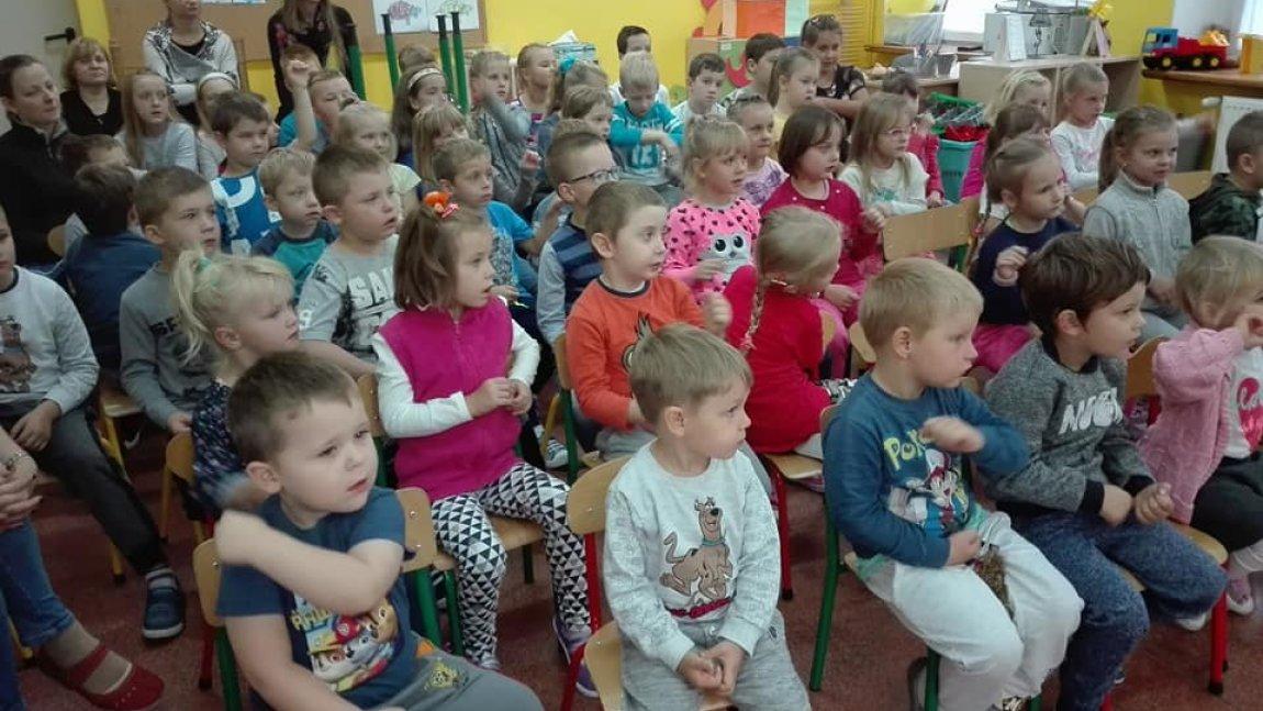 Umuzykalnienie w Przedszkolu