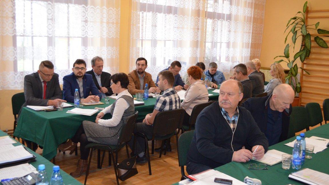 Po XXXVII Sesji Rady Gminy Paszowice
