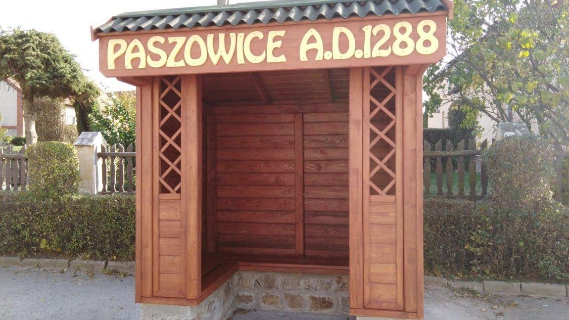 Paszowice A.D. 1288