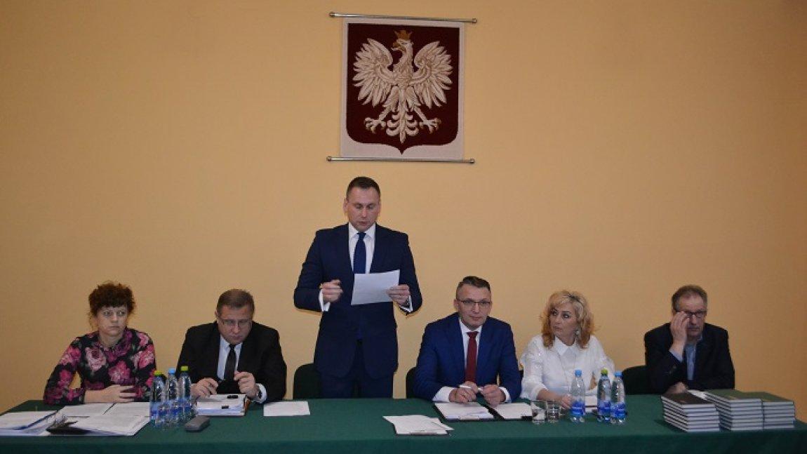 II Sesja Rady Gminy Paszowice