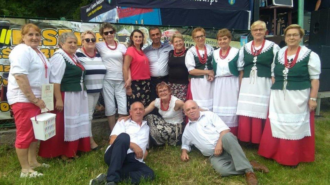 Nasze zespoły na świerzawskim festiwalu